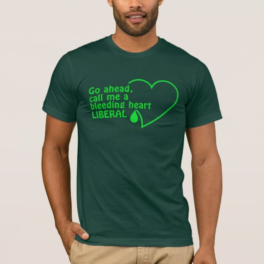Liberal shirt - choose style & color