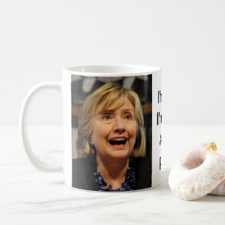 Liberal Snowflake Hot Chocolate Mug