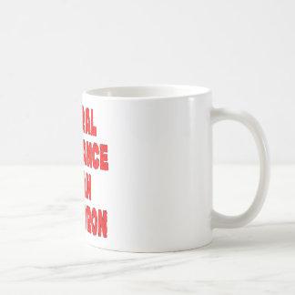 Liberal Tolerance Is An Oxymoron Coffee Mug