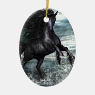 Liberale Horse Ceramic Ornament
