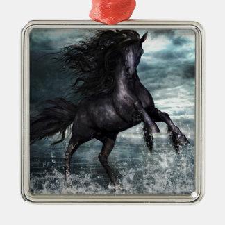 Liberale Horse Metal Ornament