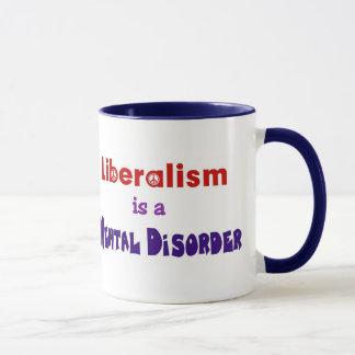Liberalism is a Mental Disorder 2 Mug