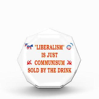 LIBERALISM IS JUST COMMUNISM AWARD