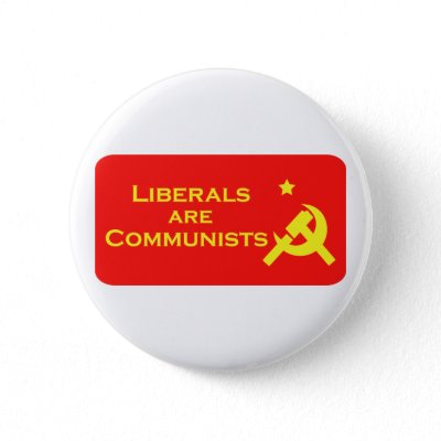 liberals are commies