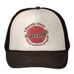 Liberals' First Social Welfare Program Mesh Hat