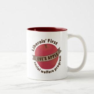 Liberals First Social Welfare Program Coffee Mug