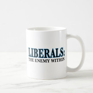 Liberals - The Enemy Within Mugs