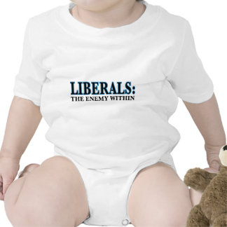 Liberals - The Enemy Within Baby Creeper