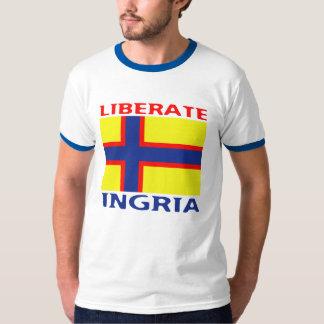Liberate Ingria T-Shirt