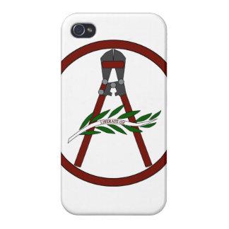 Liberate OZ iPhone 4 case