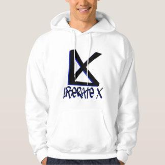Liberate X hoodie black/blue