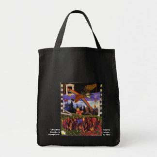 Liberating Demeter & Persephone by Aleta Canvas Bag
