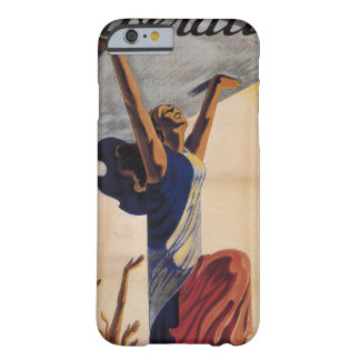 Liberation! (1944)_Propaganda poster Barely There iPhone 6 Case