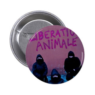 Liberation Animale Button