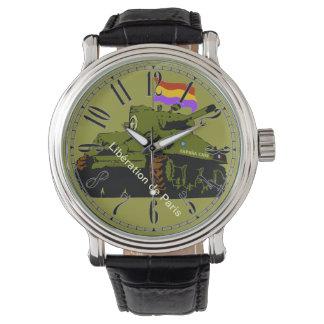 Libération de Paris Wrist Watch
