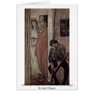 Liberation Of Saint Peter From Prison By An Angel Cards