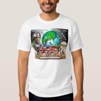 Liberation Savings Time T Shirts