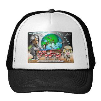 Liberation Savings Time Trucker Hat