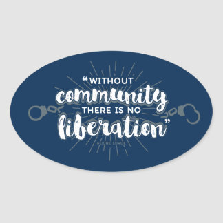 Liberation Stickers