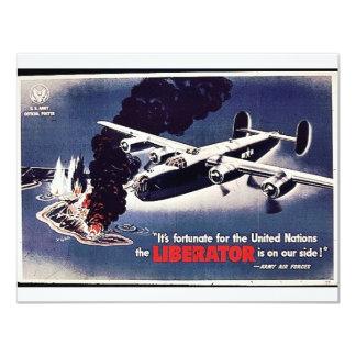 Liberator Card