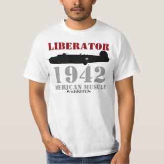 Liberator-muscle T-shirt