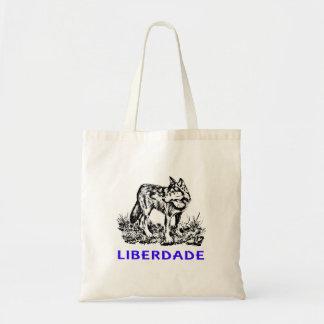 Liberdade - Lobo em estado selvagem