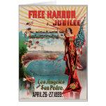 Libere - abrigue el jubileo, Los Ángeles y San Tarjeta Pequeña