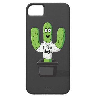 Libere el cactus de los abrazos funda para iPhone SE/5/5s