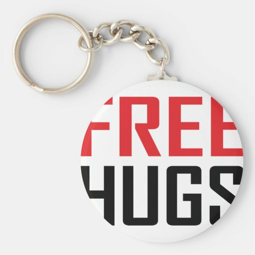 libere el camisetas de los abrazos llaveros personalizados