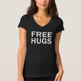 Libere el cuello en v de Bella de los abrazos - Polera