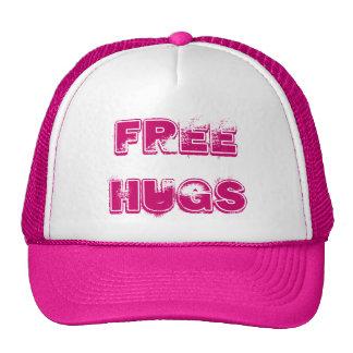 Libere el gorra de los abrazos