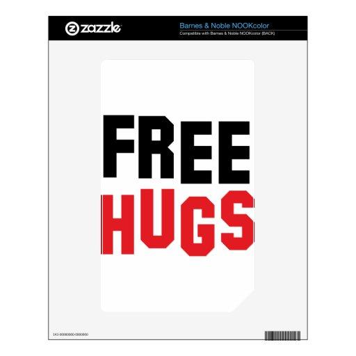 libere el icono de los abrazos skin para el NOOK color