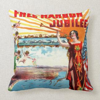 Libere - el jubileo 1899 del puerto cojín