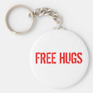 Libere el llavero de los abrazos