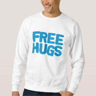 Libere el suéter de los abrazos