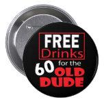 Libere las bebidas para el botón del tipo de 60 pins