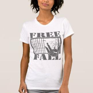 Libere las camisetas de la caída camisas