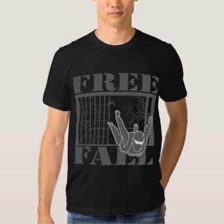 Libere las camisetas de la caída playeras