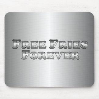 Libere las fritadas para siempre - básicas mouse pads