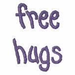 libere los abrazos