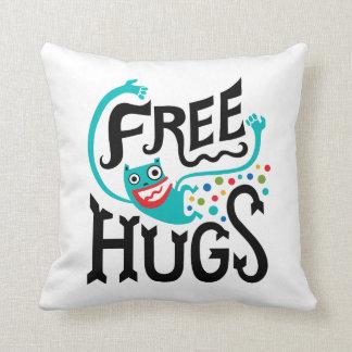 Libere los abrazos - almohada