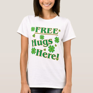 ¡Libere los abrazos aquí! Playera