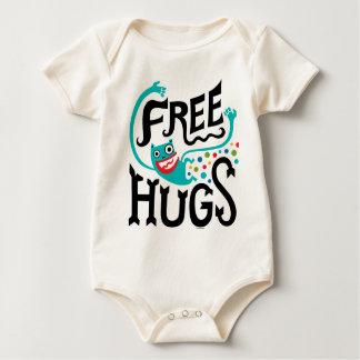 Libere los abrazos body para bebé