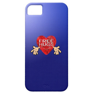 libere los abrazos iPhone 5 carcasas