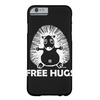 Libere los abrazos funda barely there iPhone 6