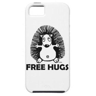 Libere los abrazos funda para iPhone SE/5/5s