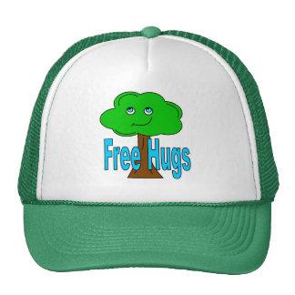 libere los abrazos gorras de camionero