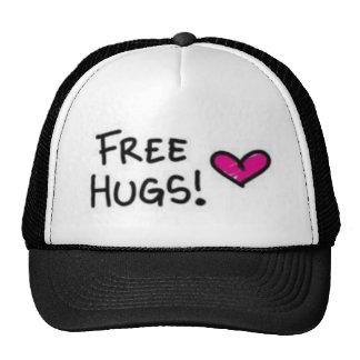 Libere los abrazos gorro de camionero