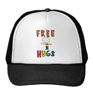 Libere los abrazos - individuo gorras de camionero