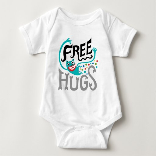 Libere los abrazos - para el bebé body para bebé